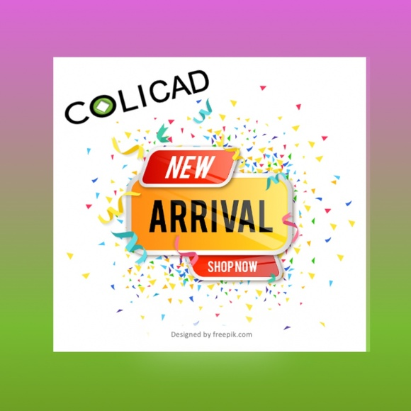 NEW ARRIVAL COLICAD SHOP NOW